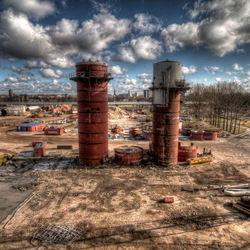 Twin Towers van Groningen