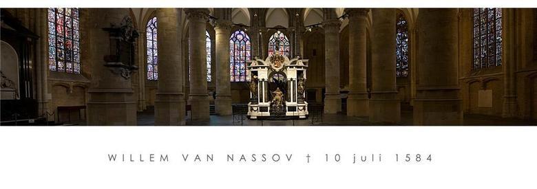 WILLEM VAN NASSOV - Na de panoram met photoshop in elkaat te hebben gezet en er enige bewerkingen op los gelaten te hebben bleeft er een foto over van