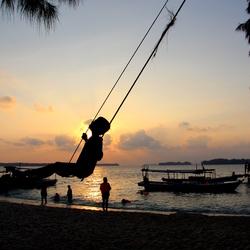 Swingin' holiday