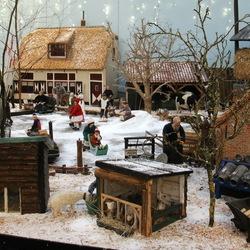 Veendorpje in de winter -1-