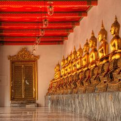 Buddha Hallway