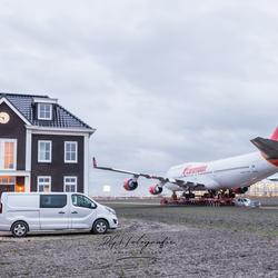 Mag ik mijn 747 hier parkeren?