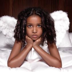 Stout engeltje