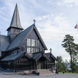 Oslo - Holmenkollen Kapell