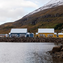 IJslandse huisjes