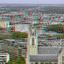 Laurenskerk vanaf Up:Town Rotterdam 3D