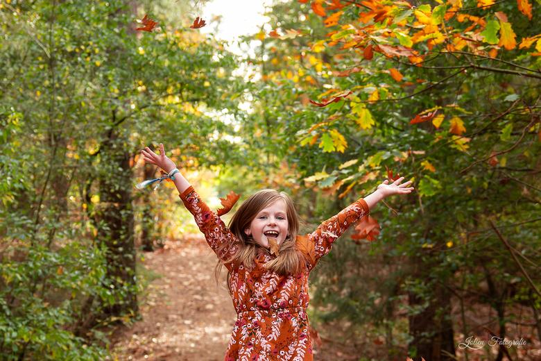 the joy of autumn -