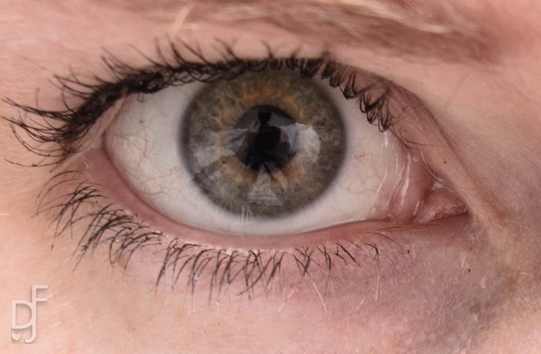 Eye on you - Mijn oog