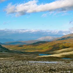 Noord-Noorwegen, vlakte