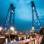 Hefbrug Waddinxveen Zuid-Holland