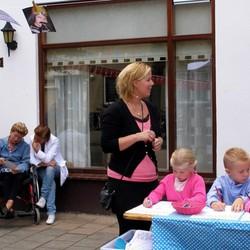 Straatfeest in Schiedam