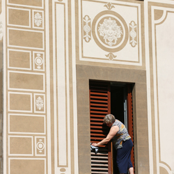 Ramen lappen in Firenze