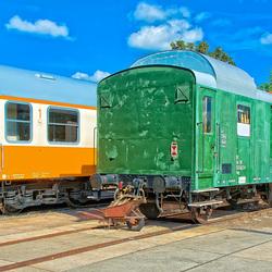 Leipzig 3 -  Zijspoor