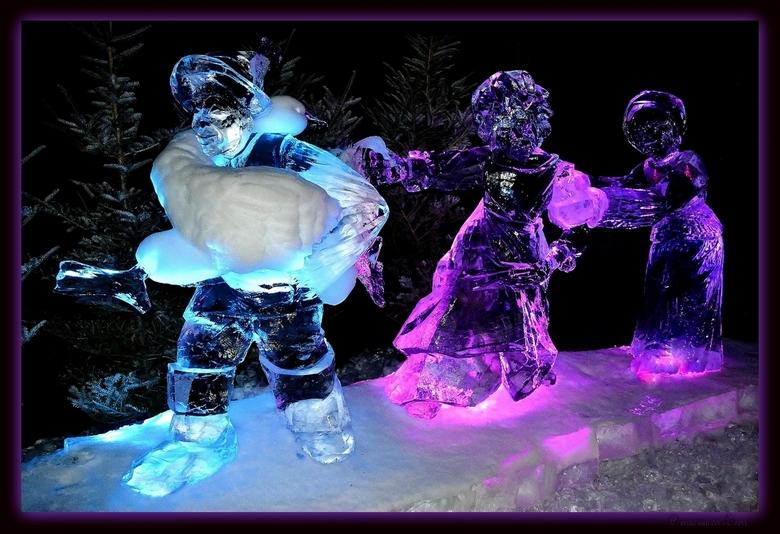 ijssculpturen