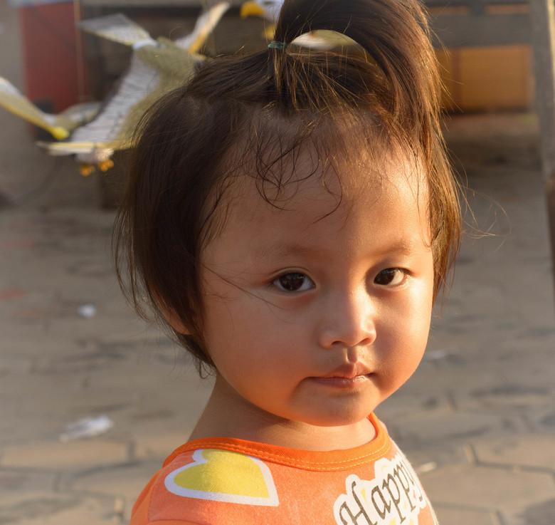 Cambodjaans meisje