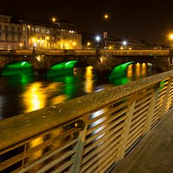 Essex bridge Dublin