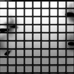 Barcelona 90 zwart-wit