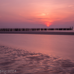 Sunset @ Domburg