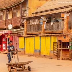 Vervoersmiddel op Madagaskar