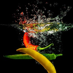 Hot splash