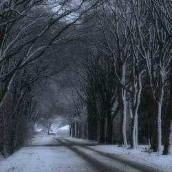 Zwarte sneeuw