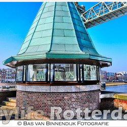 Citylife Rotterdam - Koninginnebrug én Koningvarenbrug (De Hef)