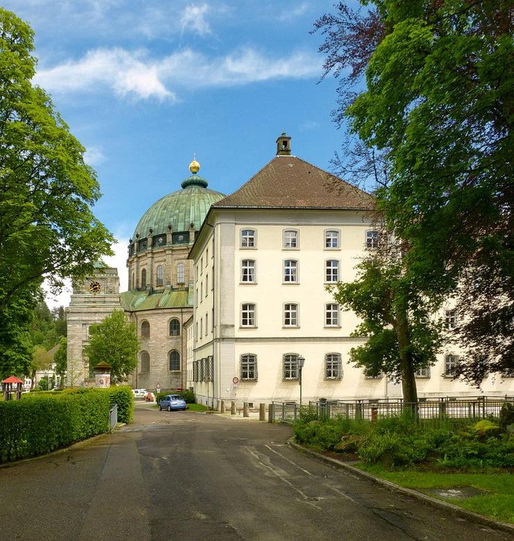 Kloostercomplex.