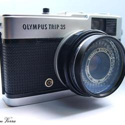 Olympus Analoog (trip 35)