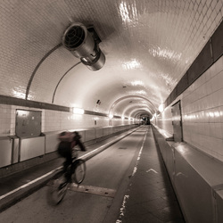 Hamburg - Elbetunnel