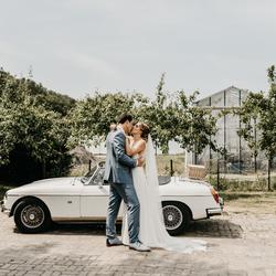 Wedding J + E
