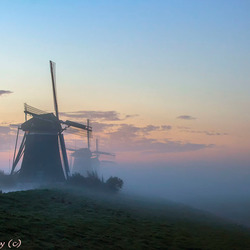 Like the windmills of your mind