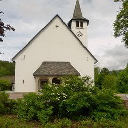 Kerkje bij Titisee.