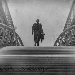Stairway to heaven ....