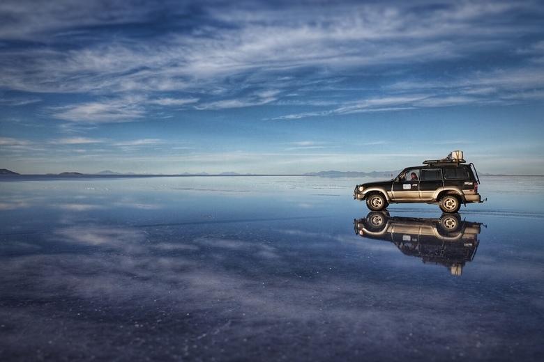 natuur nellie  - uyuni zoutvlakte boliva