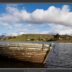 Bootje nr.2 bij Loch Harport