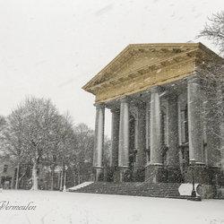 Winter in Zierikzee