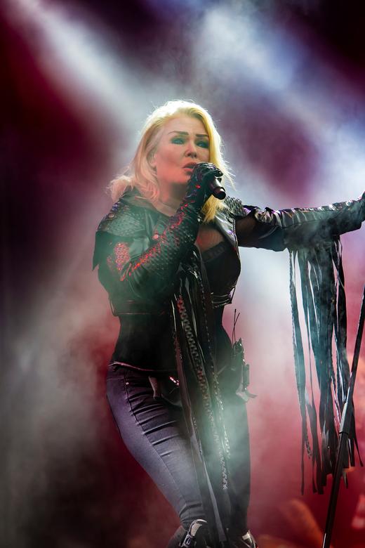 """Kim Wilde - Kim Wilde, de Britse dame met hits """"You came"""", """"Kids in America"""" & """"Cambodia"""" tijdens een optreden in De"""