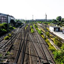 Berlijn 2017 spoor