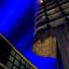 Blauw over Eindhoven