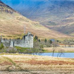 Kilchurn Castle-Scotland