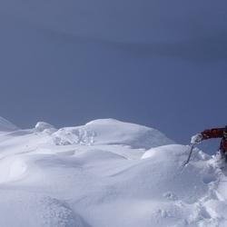 Pure alpinism