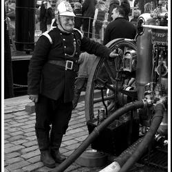Bewerking: Brandweerman