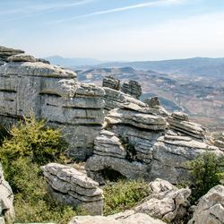 El Torcal de Antequera - uniek natuurpark in Spanje