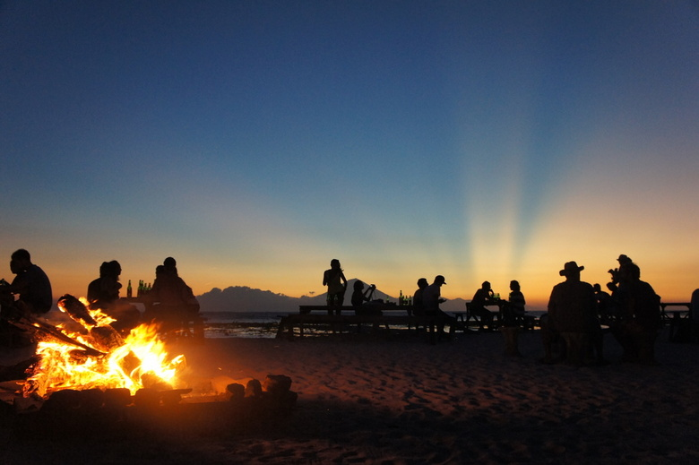 perfect sunset - DSC04892.JPG