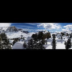 Dolomieten Panorama