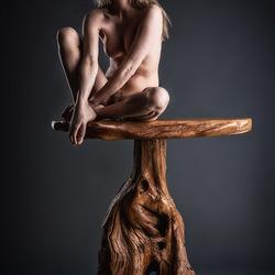 Anna in Nude Art