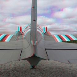 Dakota C47 3D