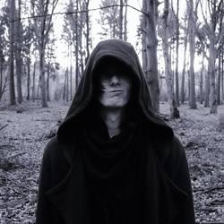 The Dark Emo - Forrest shoot