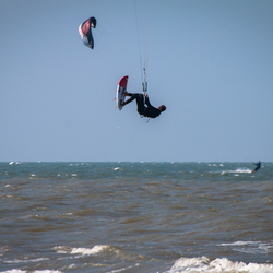 Kite-surfer II