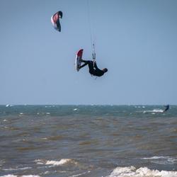 Kite-surfer II